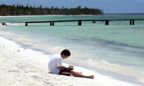 Zdjęcie KUBA / wyspy / cayo largo / sielanka2