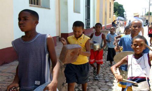 Zdjęcie KUBA / kuba / trinidad / kapela z czerniakowskiej ;-)
