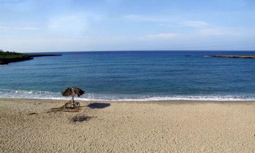 Zdjecie KUBA / kuba / w drodze do havany / plaża.. dzika plaża...
