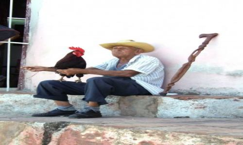 Zdjecie KUBA / kuba / trinidad / dajcie no co...