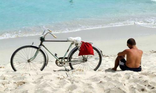 Zdjęcie KUBA / kuba / varadero / rower
