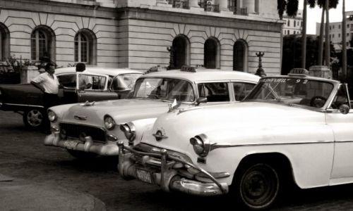 Zdjecie KUBA / kuba / havana / nadal się trzymamy