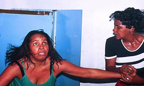 Zdjecie KUBA / brak / Santiago de Cuba / Opętana przez Chango