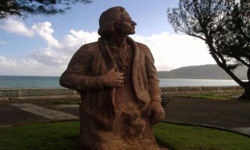 Zdjęcie KUBA / Guantanamo  / Baracoa / Wielki odkrywca