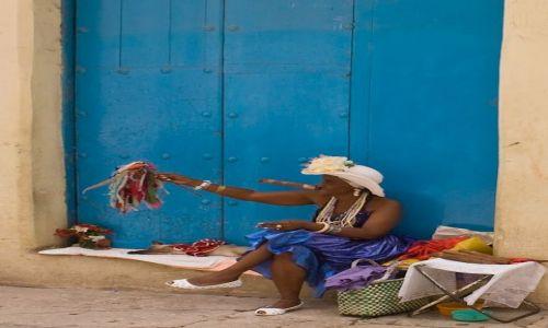 Zdjecie KUBA / - / Hawana / Drzwi świata