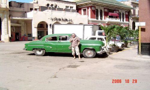 Zdjecie KUBA / - / Havana / Takie auta na Kubie to codziennosc
