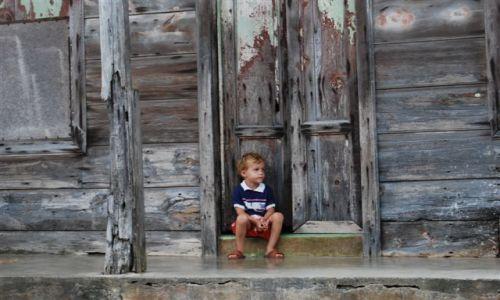 Zdjęcie KUBA / Baracoa / Baracoa / Kubańczyk