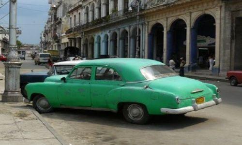 KUBA / - / Havana / Ulica w chińskiej dzielnicy Havany