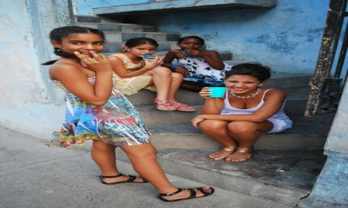 Zdjęcie KUBA / Santiago de Cuba / Santiago / CUBA LIBRE