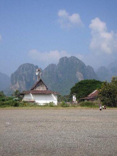 Zdjęcia: okolica luangparabang , geanica, gory , LAOS