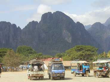 Zdjęcia: Laos, W drodze, LAOS