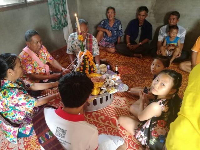 Zdjęcia: Vangvien, Vangvieng, Laotański Nowy Rok, LAOS