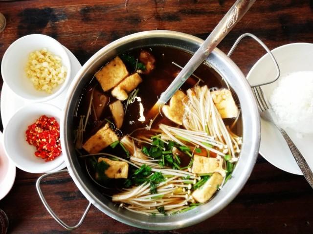 Zdjęcia: Pakse, Pakse, Jedzenie z Pakse, LAOS