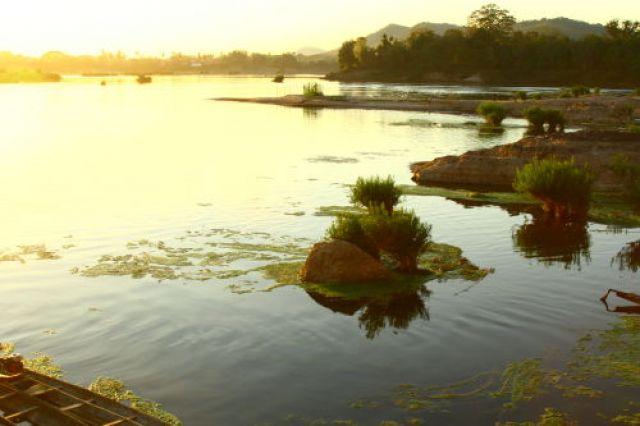Zdjęcia: Si Pha Don-wyspy na Mekongu, Si Pha Don, LAOS