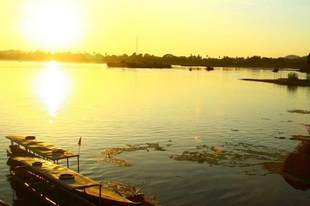Zdjęcia: Płd. Laos, Si Pha Don, LAOS