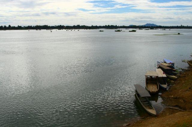 Zdjęcia: Si Pha Don, Mekong, LAOS