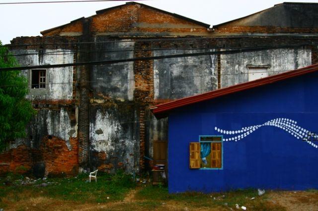 Zdjęcia: Płd Laos, Pakse, LAOS