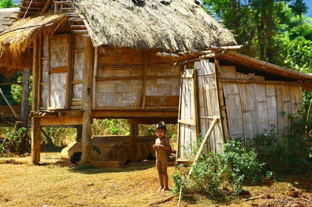 Zdjęcia: Bolaven, wioska w której robi się trumny, LAOS