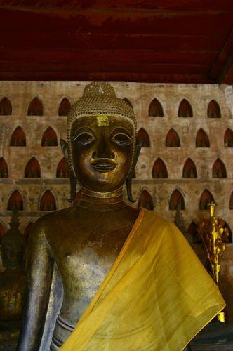 Zdjęcia: Vientiane, Wat Sisaket2, LAOS