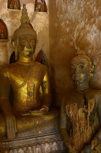 Zdjęcia: Vientiane, Wat Sisaket4, LAOS