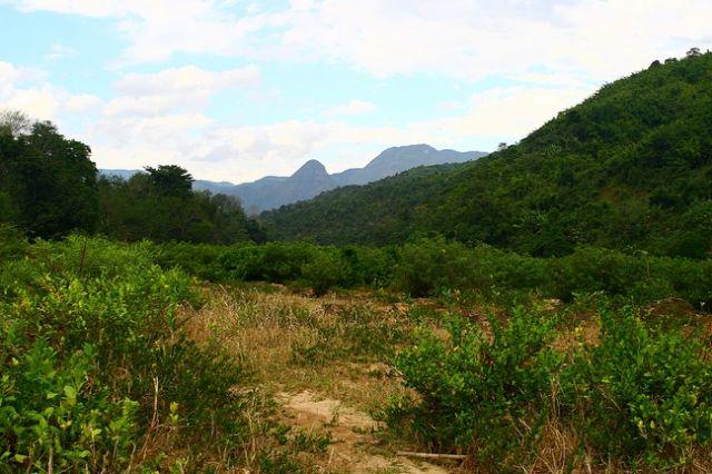 Zdjęcia: płn Laos, W drodze do Muang Ngoi Nua2, LAOS