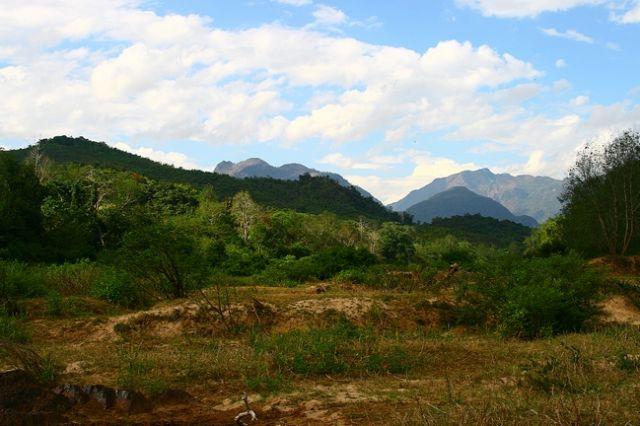 Zdjęcia: płn Laos, W drodze do Muang Ngoi Nua4, LAOS