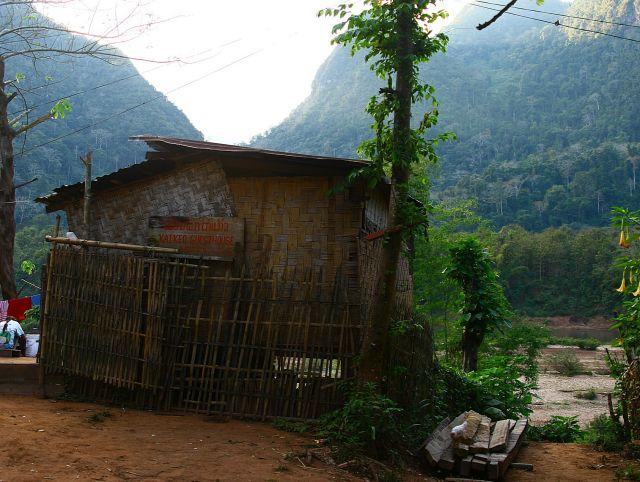 Zdjęcia: płn Laos, Muang Ngoi Nua. 2, LAOS