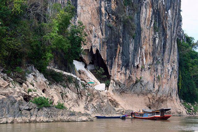 Zdjęcia: Jaskinia PAK OU, FOTO 9, LAOS