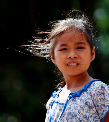 Zdjęcia: Nad Mekongiem, Północny Laos, Nad Mekongiem, LAOS