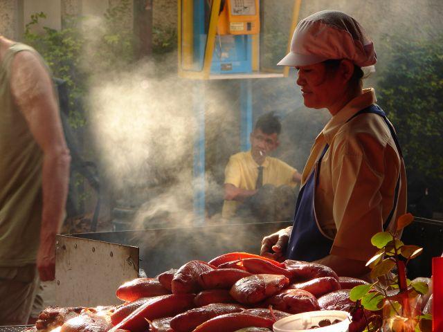 Zdjęcia: market, smaki Azji , LAOS