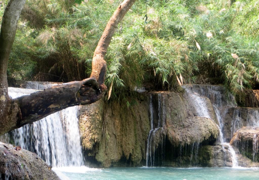 Zdjęcia: Wodospad Kuang Si, Louangphrabang, ......, LAOS