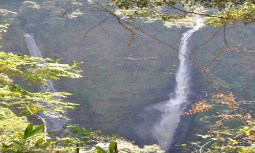 Zdjęcie LAOS / Bolaven / okolice Pakse / Wodospady