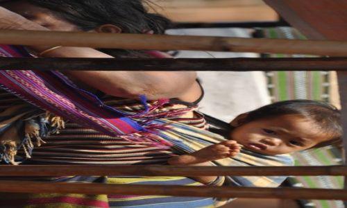 Zdjęcie LAOS / Bolaven / okolice Pakse / Ciekawy