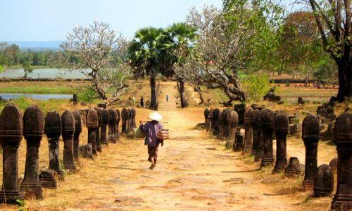 Zdjęcie LAOS / Laos / Champasak / Woman