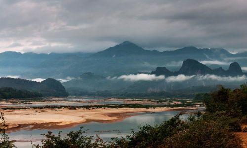 Zdjecie LAOS / Luangprabang / Luangprabang / w gorach Laosu