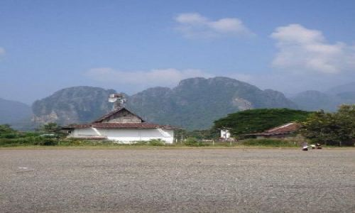 Zdjecie LAOS / geanica / okolica luangparabang  / gory