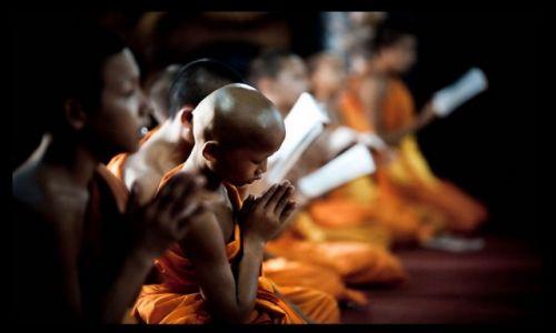 Zdjecie LAOS / Luang Prabang / Luang Prabang / Modlitwa