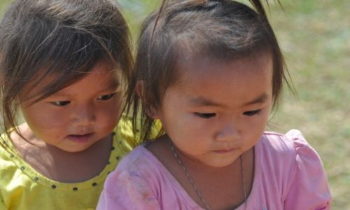 Zdjęcie LAOS / Vang Vieng / Vang Vieng / Zaciekawienie