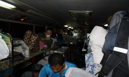 Zdjecie LAOS / Vientiane / Vientiane / Sleeping Bus
