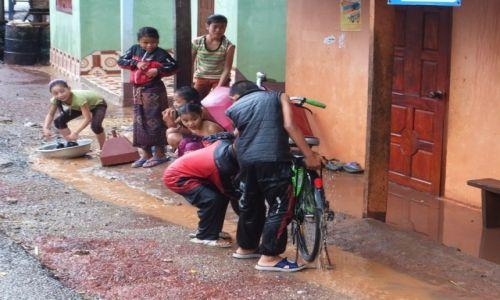 Zdjęcie LAOS / Laos / Laos / Laos deszczową porą
