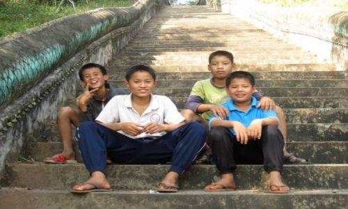 Zdjecie LAOS / Luang Namtha / Luang Nam tha / be happy