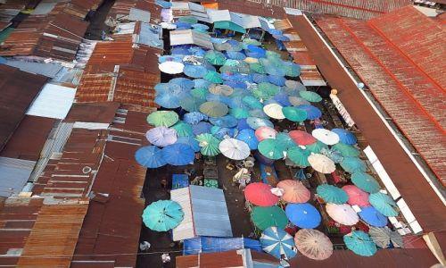 Zdjecie LAOS / Laos północny / Vang Vieng / lot balonem