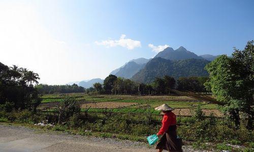 Zdjecie LAOS / Laos północny / okolice Vang Vieng / okolice Vang Vieng