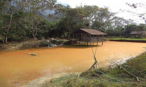 Zdjęcie LAOS / Laos północny / okolice Vang Vieng / okolice Vang Vieng