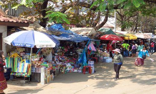 Zdjecie LAOS / Laos północny / Vientiane / Talat Sao poranny targ