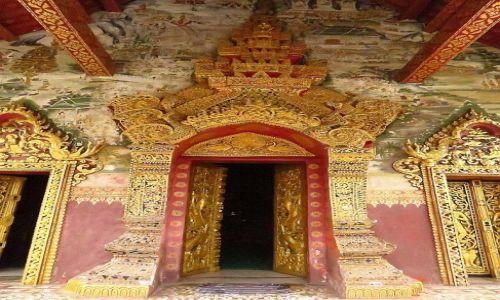 Zdjęcie LAOS / Laos północny / Luang Prabang / Wat Pa Phai