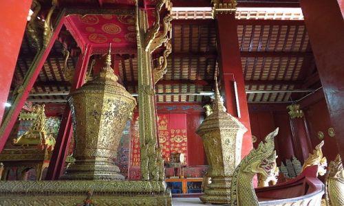 Zdjęcie LAOS / Laos północny / Luang Prabang / Wat Xieng Thang