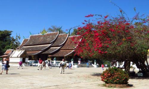 Zdjecie LAOS / Laos północny / Luang Prabang / Wat Xieng Thang