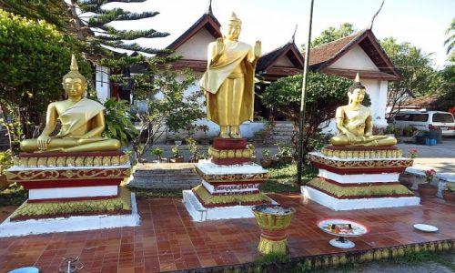 Zdjęcie LAOS / Laos północny / Luang Prabang / Wat Mai