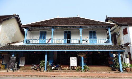 Zdjęcie LAOS / Laos północny / Luang Prabang / architektura laotańska